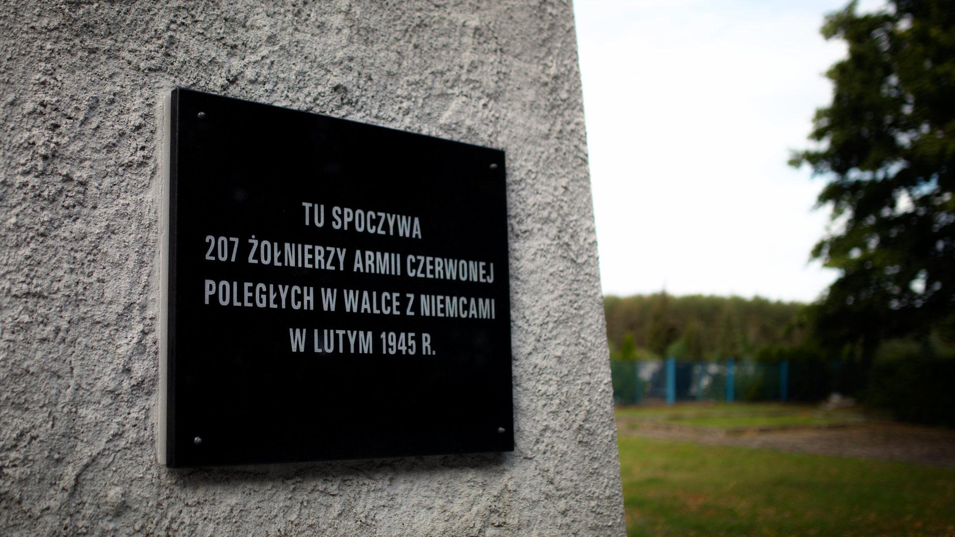 Kożuchów cmentarz wojenny