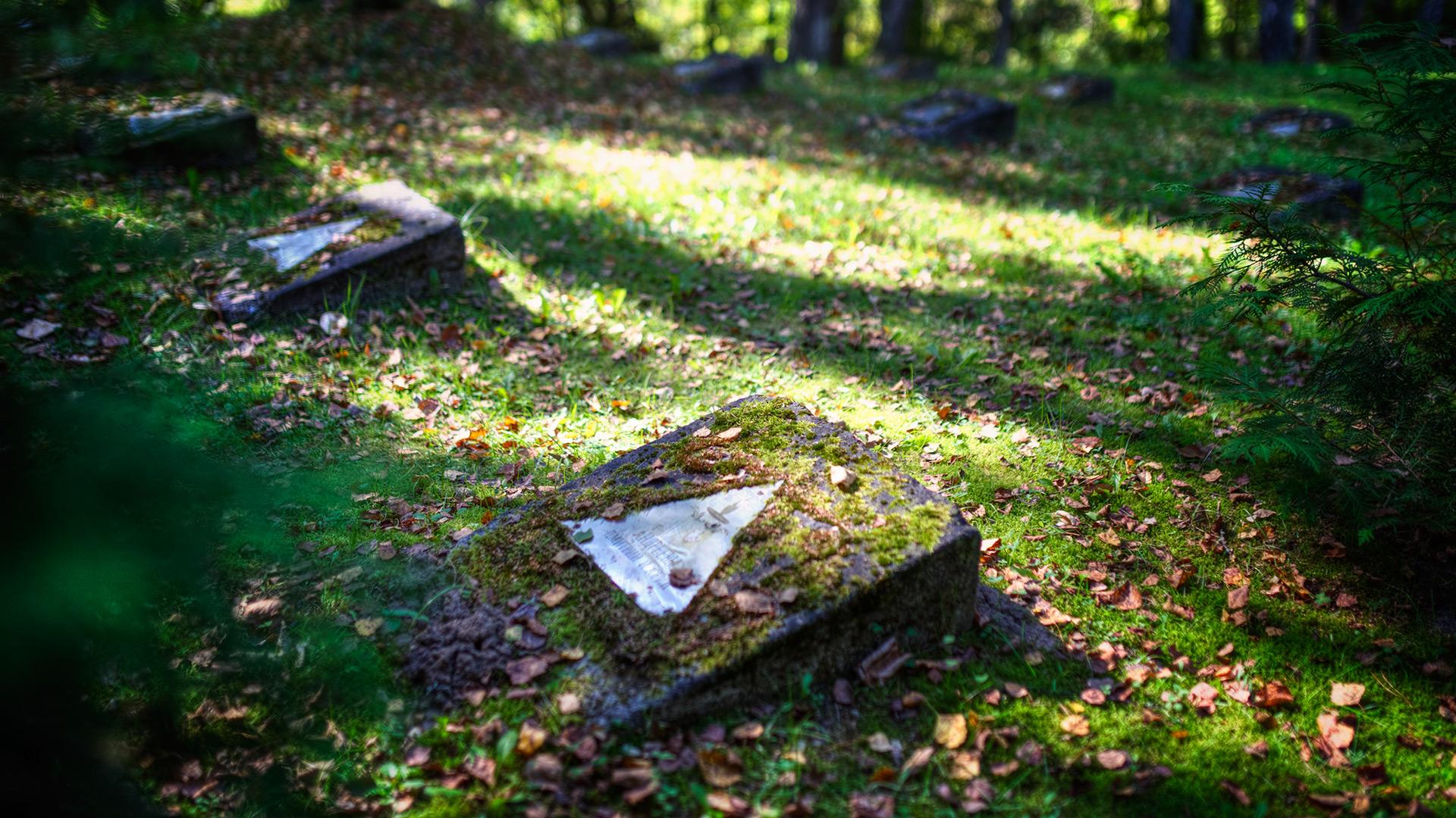 Borne Sulinowo cmentarz radziecki
