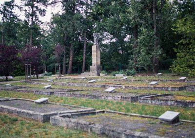 Glinno cmentarz wojenny
