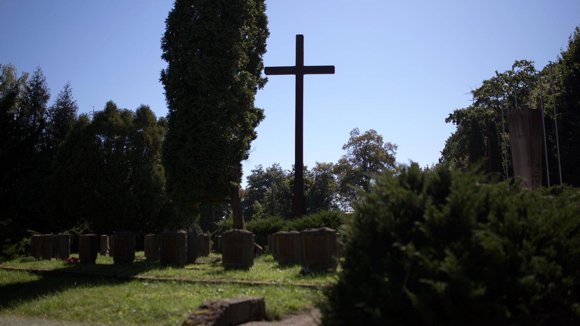 Wałcz cmentarz wojenny