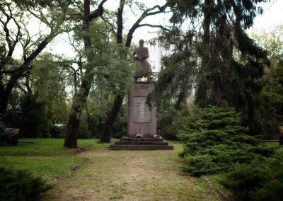 Wolsztyn cmentarz jeniecki