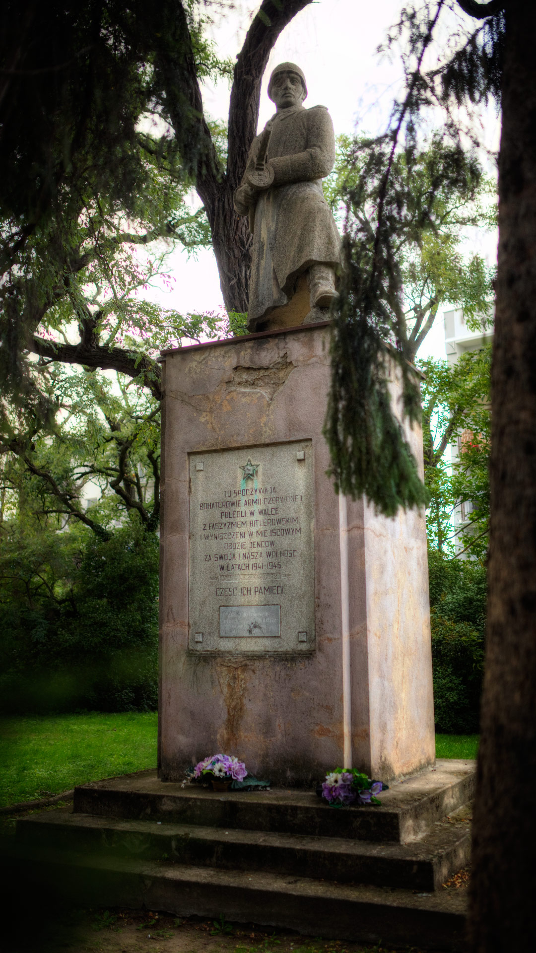 Wolsztyn cmentarz jeniecki PION