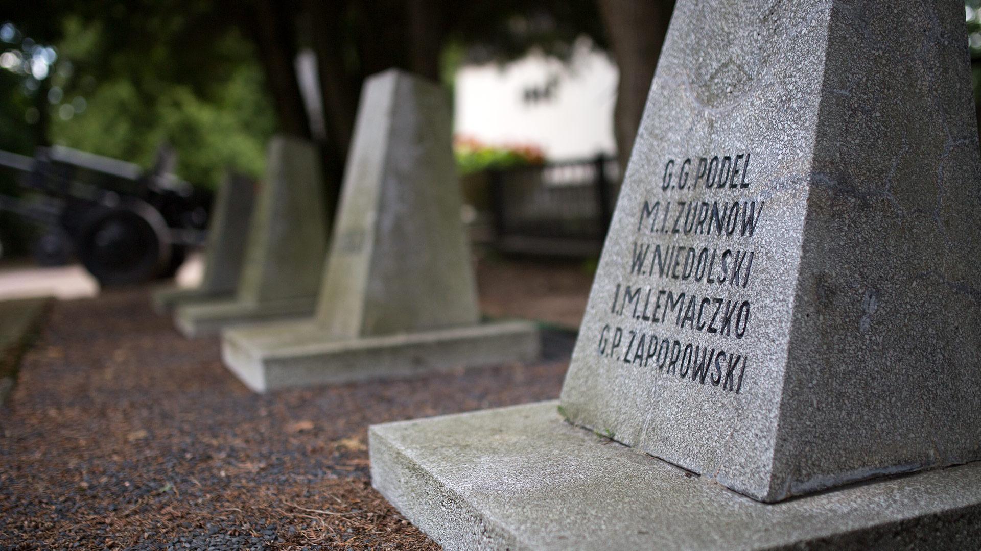 Wyrzysk cmentarz wojenny