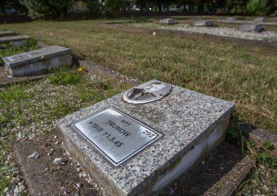 Żary cmentarz wojenny
